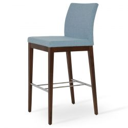 Aria Wood Stool