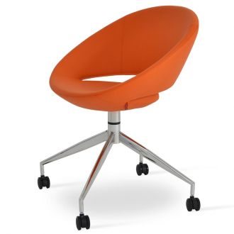 Orange PPM Leatherette