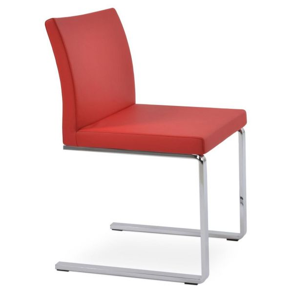 Red PPM Leatherette
